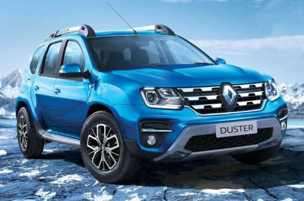 2019 Renault Duster 4x4