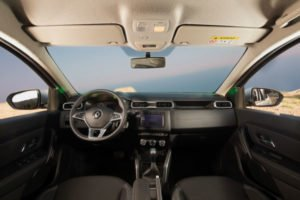 2019 Renault Duster Interior