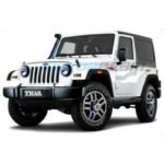 2020 Mahindra Thar Hard Top