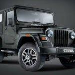 2020 Mahindra Thar Jeep
