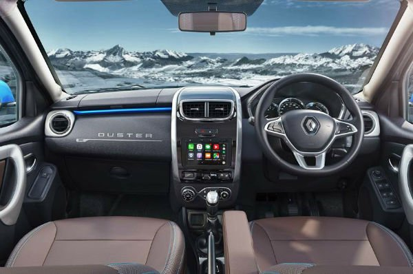 New Renault Duster 2019 Interior