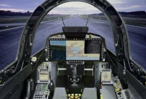 Saab Gripen Cockpit