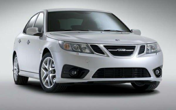 Saab USA Car