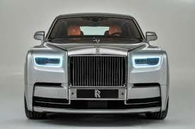 2020 Rolls-Royce Phantom Model