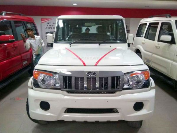 2019 Mahindra Bolero Power Plus SLX