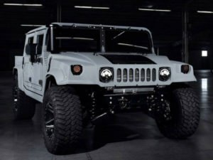 2020 Hummer H1 Lifted