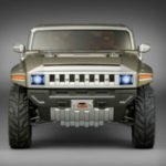 2020 Hummer H4 Facelift