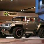 2020 Hummer H4 Hybrid