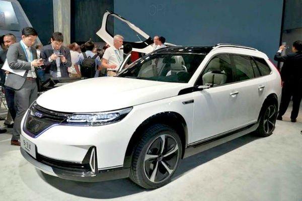 2020 Saab 9-3x EV SUV