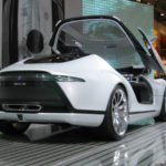 2020 Saab Aero X Concept Car