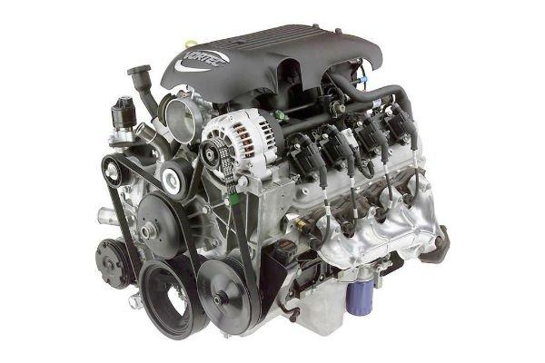 Hummer H2 Engine