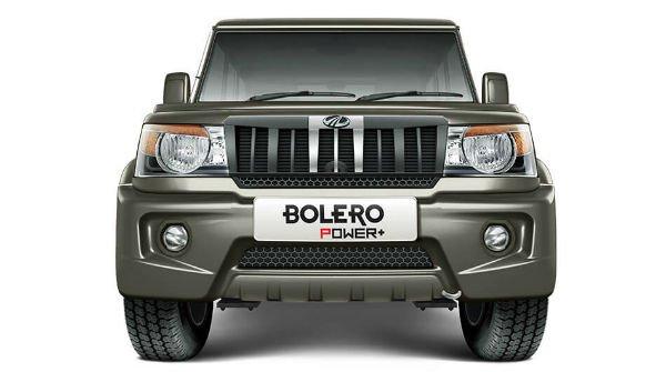 Mahindra Bolero 2020