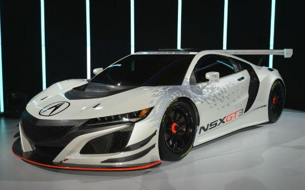 2020 Acura NSX GT3