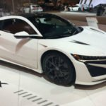 2020 Acura NSX Orange