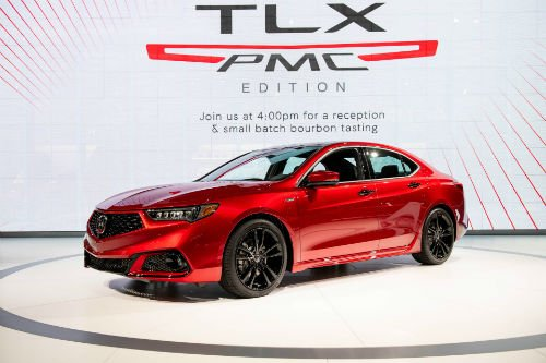 2020 Acura TLX 3.5l PMC Edition