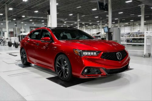 2020 Acura TLX A-Spec