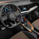 2020 Audi A1 Interior