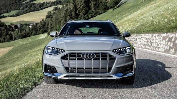 2020 Audi A4 Avant USA