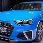 2020 Audi A4 S-Line