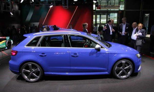 2020 Audi RS3 Sportback