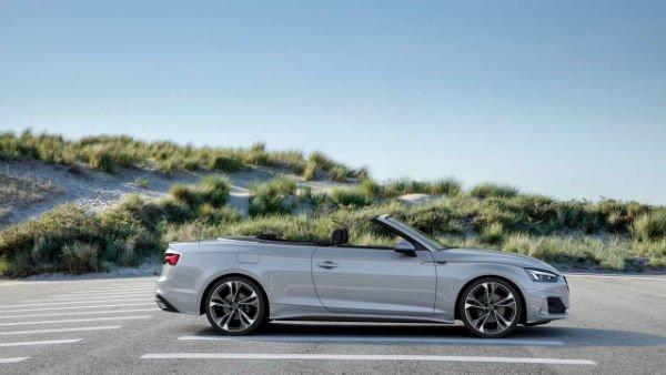 2020 Audi RS5 Convertible