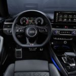 2020 Audi RS5 Coupe Interior