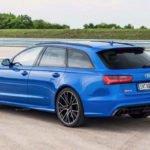 2020 Audi RS6 Avant Blue