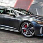 2020 Audi RS6 Sedan
