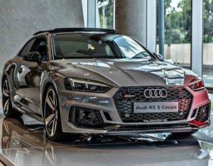 Audi RS5 2020 Blue
