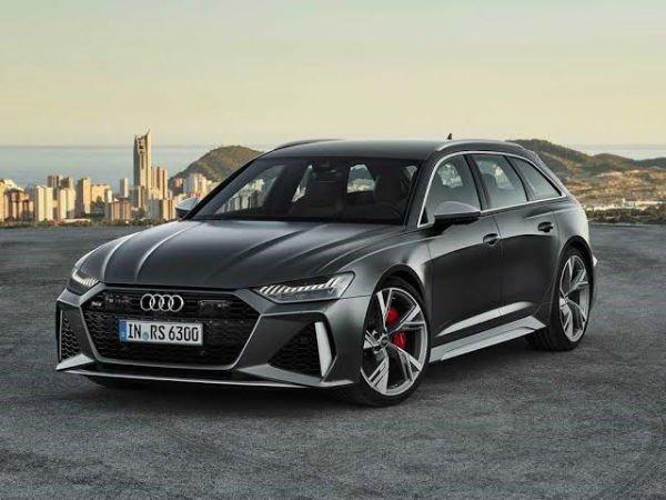 Audi RS6 2020 Avant