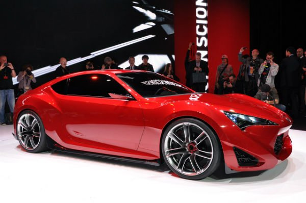 Scion FRS 2020