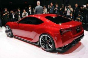 Toyota Scion FRS 2020