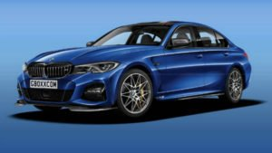 2020 BMW M3 Convertible