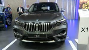 2020 BMW X1 Facelift