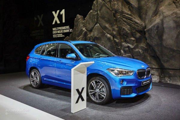 2020 BMW X1 M