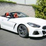 2020 BMW Z4 Convertible
