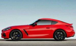 2020 BMW Z4 Hardtop