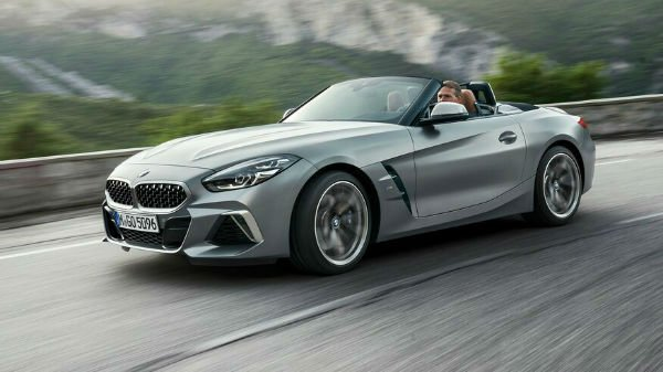 2020 BMW Z4 M Coupe