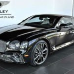 2020 Bentley Continental GT Black
