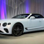 2020 Bentley GT Convertible
