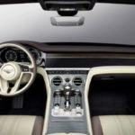 2020 Bentley GTC Interior