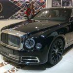 2020 Bentley Mulsanne Mulliner
