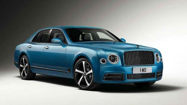 2020 Bentley Mulsanne WO Edition