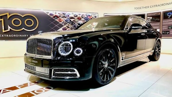 2020 Bentley Mulsanne w.o.Edition by Mulliner
