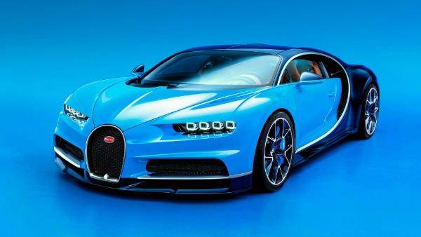 2020 Bugatti Chiron Super Sport
