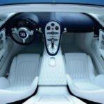 2020 Bugatti Veyron Inside