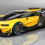 2020 Bugatti Vision Gran Turismo