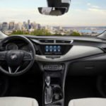 2020 Buick Encore GX Interior