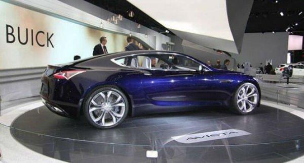 2020 Buick Regal GNX