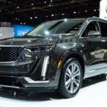 2020 Cadillac XT6 Sport Black